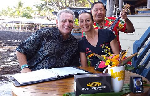 Rachel Joyce at Breakfast with Bob, 2014