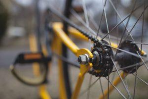 yellowbikecages